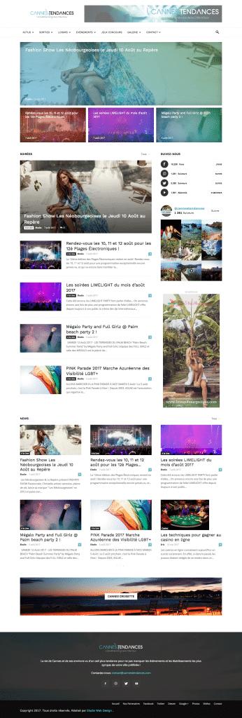 elodie webdesign webmaster cannes nice Sortit a cannes tendances et actualites cannes-tendances
