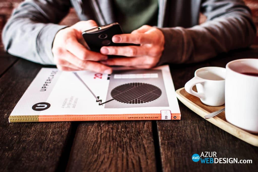 Comment gagner des prospects grâce au SMS ? Webmaster Cannes