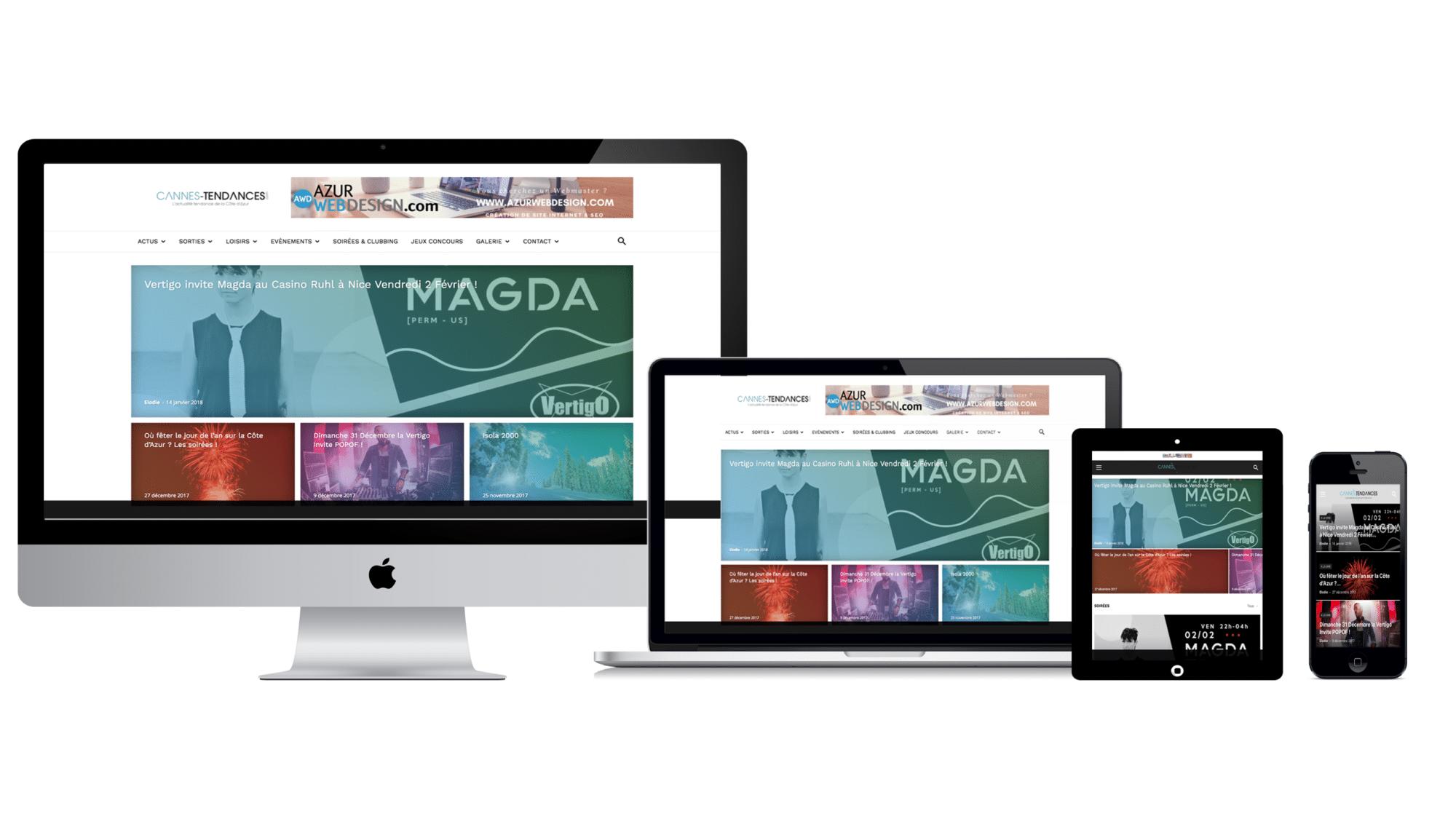 site internet professionnel agence web cannes webmaster cannes. Black Bedroom Furniture Sets. Home Design Ideas