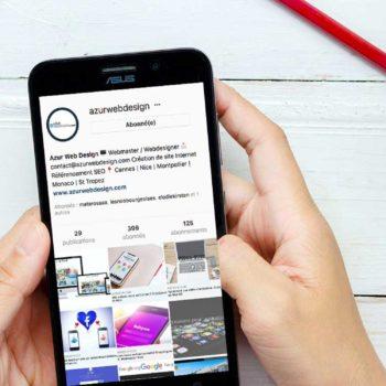 Comment faire de la publicité sur Instagram? Création site web 06 Cet article est un contenu Cornerstone