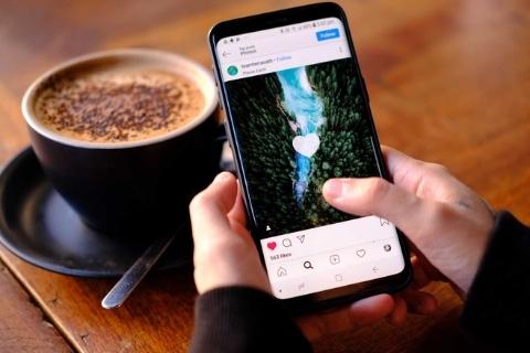 Comment publier des textes ou citations sur Instagram ?