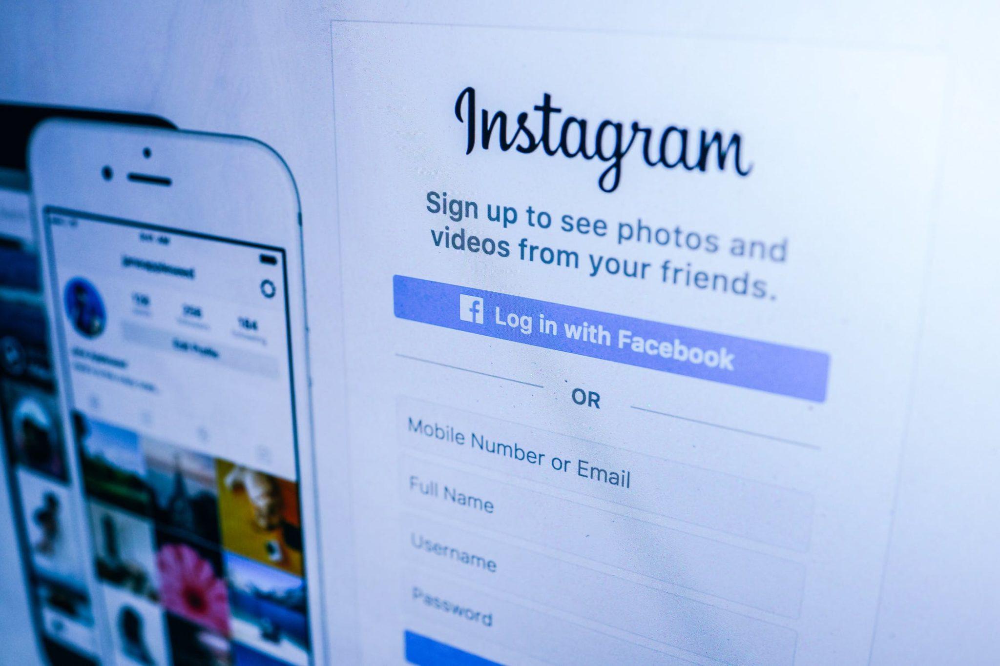 Instagram teste une fonctionnalité pour cacher les hashtags d'un post.
