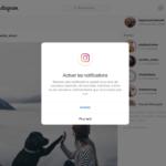 Instagram apporte enfin les notifications à votre navigateur Web.
