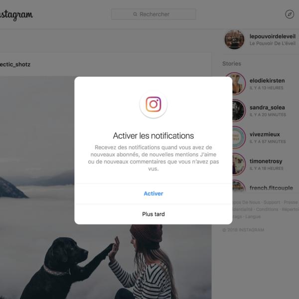 Instagram navigateur Web-webmaster cannes-webmaster nice-agence web cannes-agence web nice