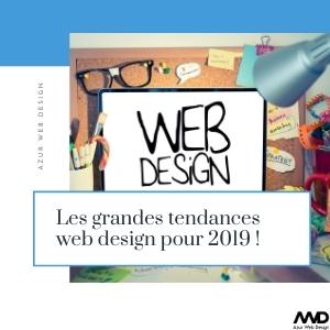 Les grandes tendances web design pour 2019 ! Création de site web 06
