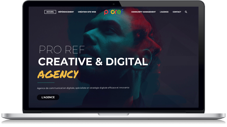 agence creation de site web nice azur web design cannes