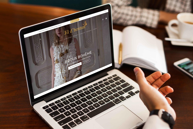 Création de site internet Antibes
