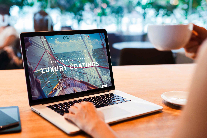 Création de site internet Villeneuve Loubet
